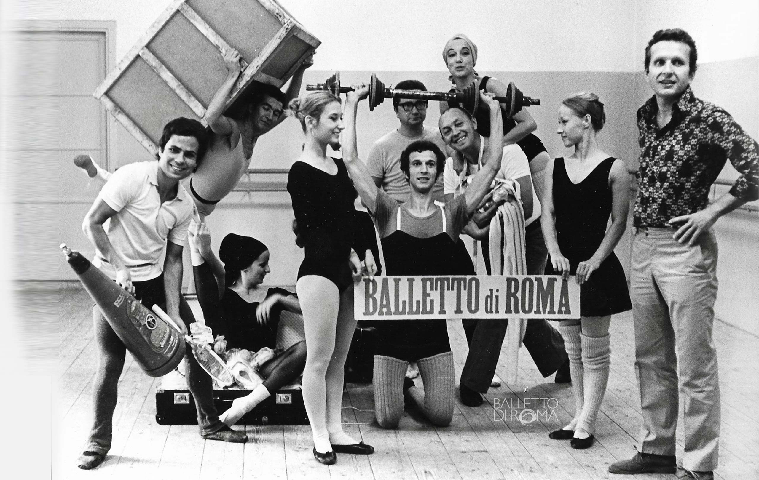 Balletto di Roma turns 60 years