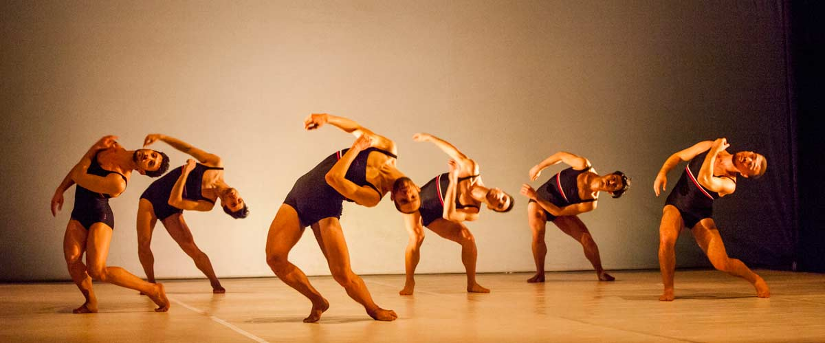 Company Auditions for Male Dancers