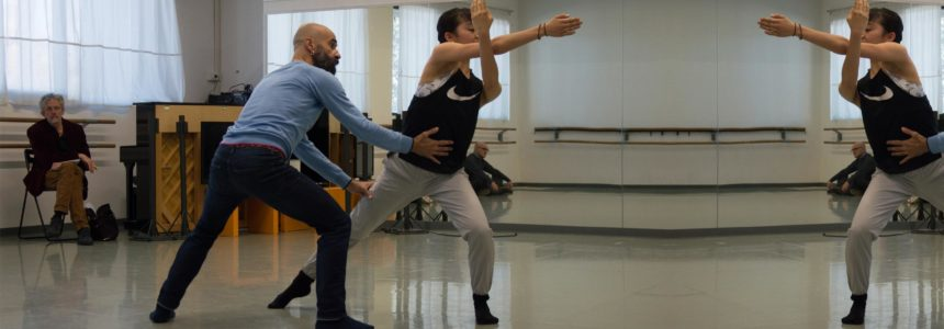 Audition | Professional course of contemporary dance