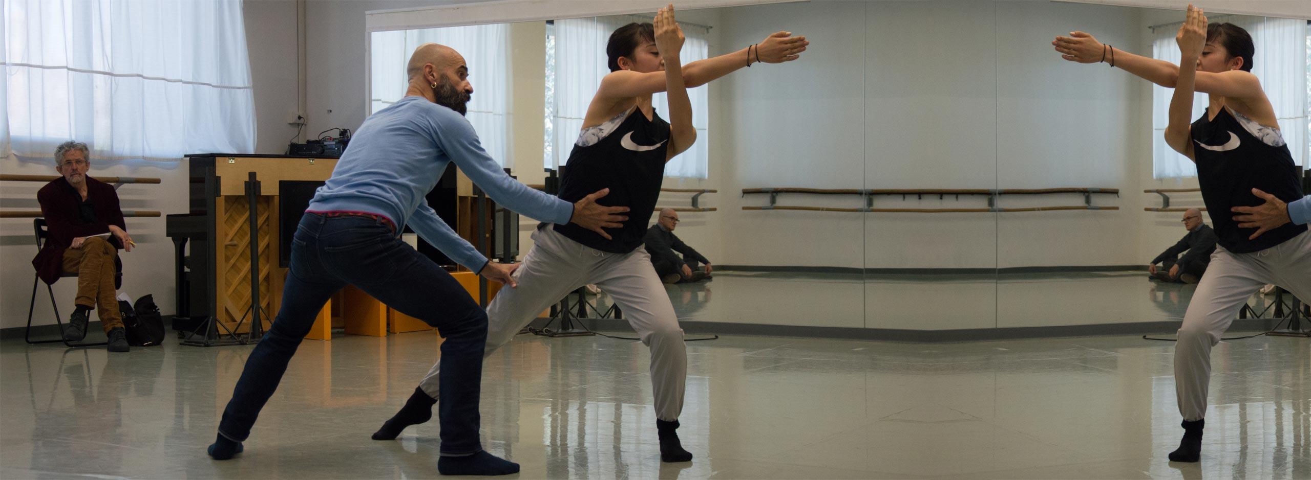 Audizione Corso Professionale di Danza Contemporanea