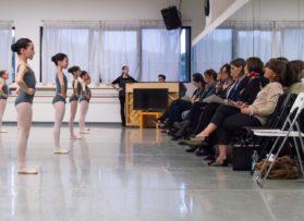 Audizioni per la Scuola di Danza