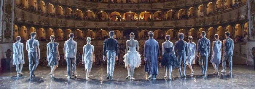 Buona Giornata Internazionale della Danza