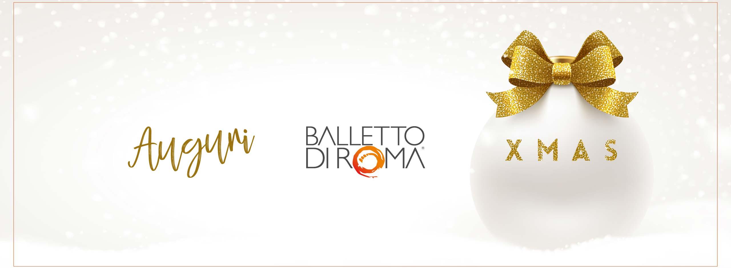 Balletto di Roma augura Buone Feste