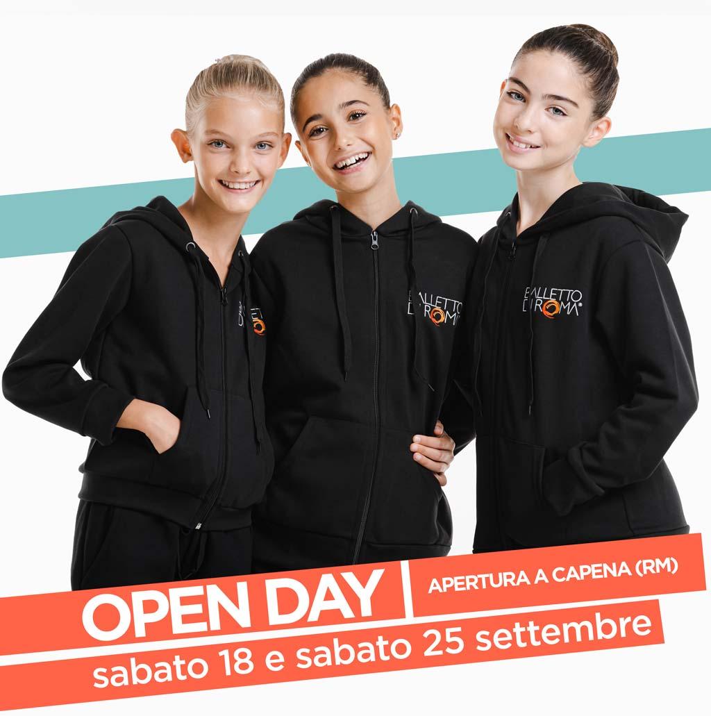 Balletto di Roma Kids   Capena - Open Day 2021
