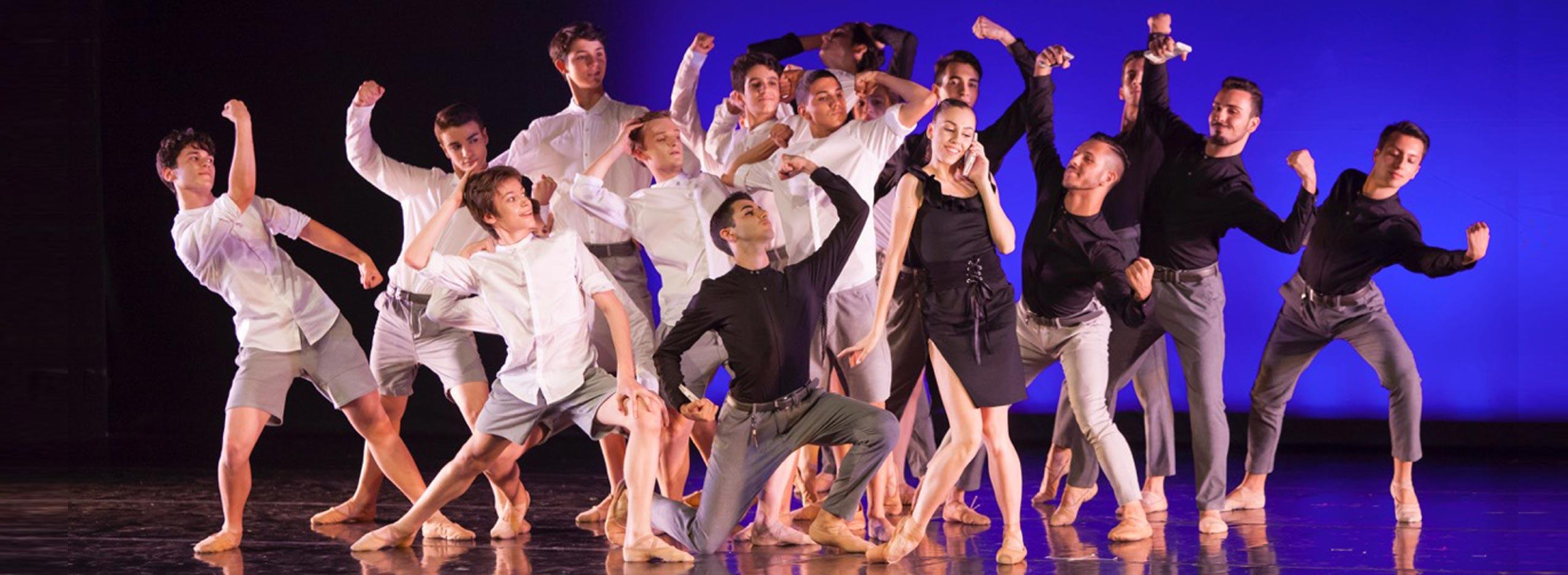 Coppelia Suite al Teatro Cassia