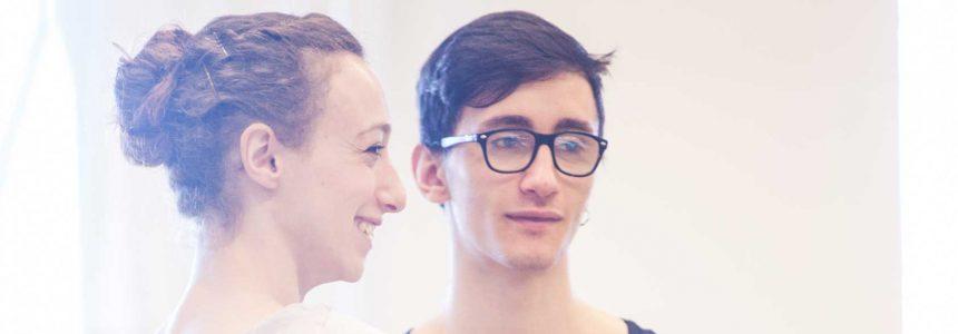 """Dalla scuola alla scena: Andrea e Valentina raccontano le prove di """"Giulietta e Romeo"""""""