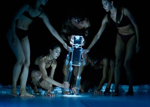 BdR Inside Out - Corpo rituale e corpo tecnologico
