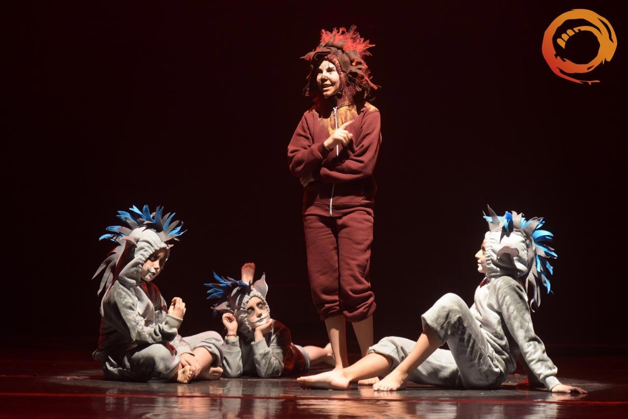 Corso musical theatre 2018 2019 scuola di danza del - Lezioni di portamento ...