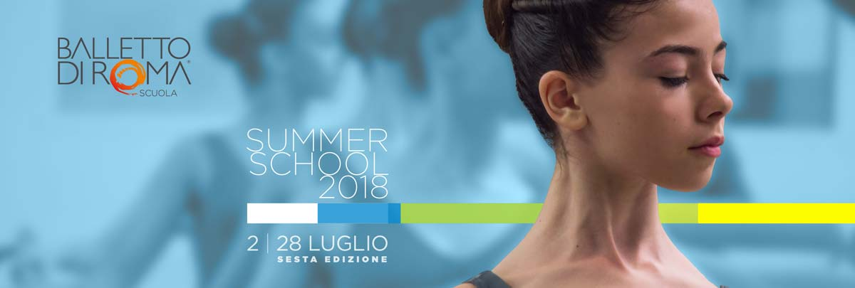 Balletto di Roma | Summer School 2018
