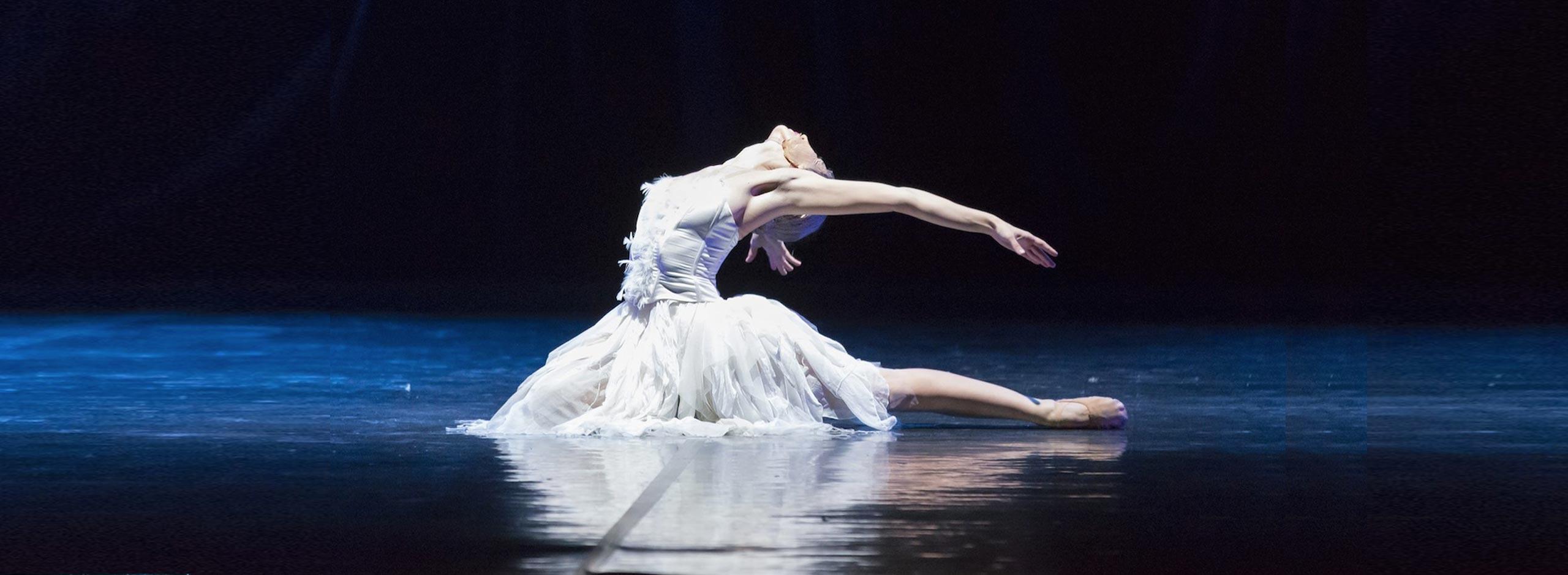 Tre Serate di Danza nei Teatri di Roma