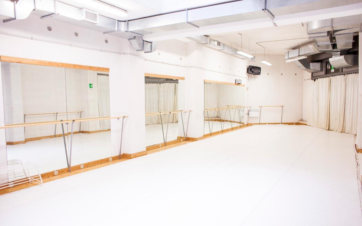 Balletto di Roma - La sede