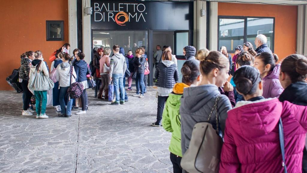Scuola di Danza del Baleltto di Roma