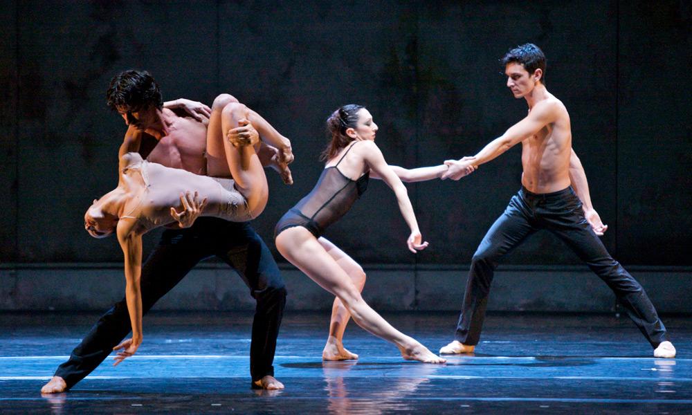 Il Messaggero, 26.04.2013 – Contemporary Tango