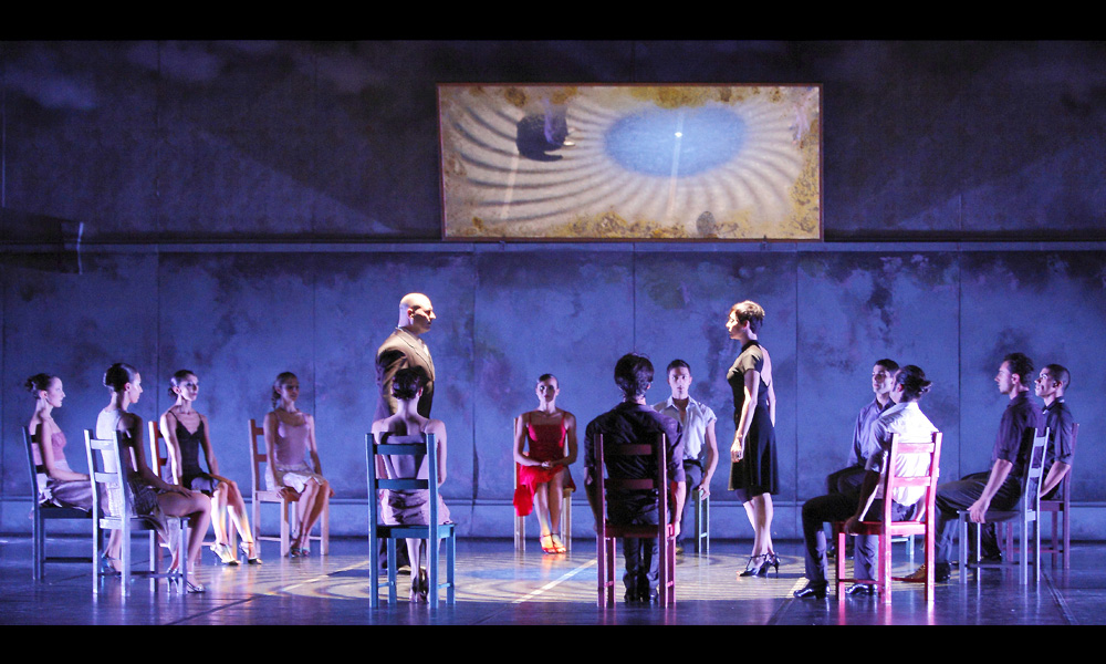 L'Unità, 29.04.2013 – Contemporary Tango
