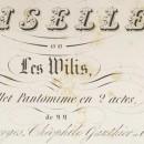 """Per """"Giselle"""", oggi"""