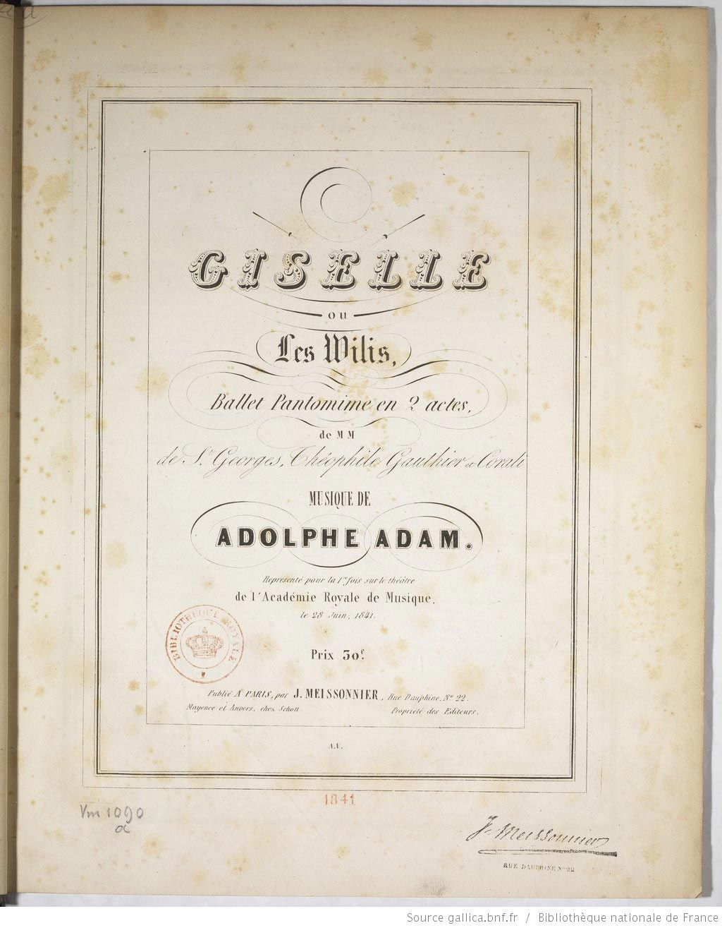 giselle-theophile-gautier