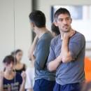 Heroes in sala prove: torna Pablo Tapia al Triennio Contemporaneo