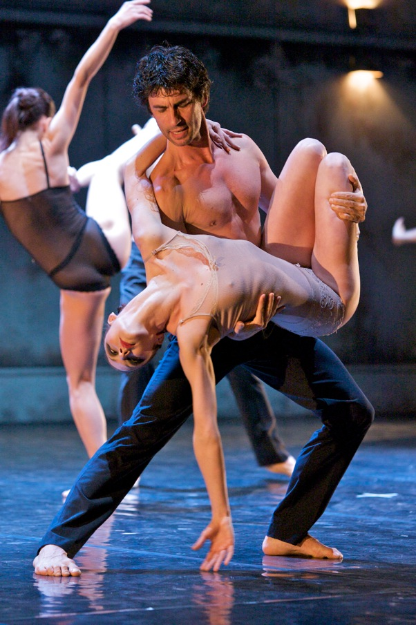 Il Tempo, 28.04.2013 – Contemporary Tango