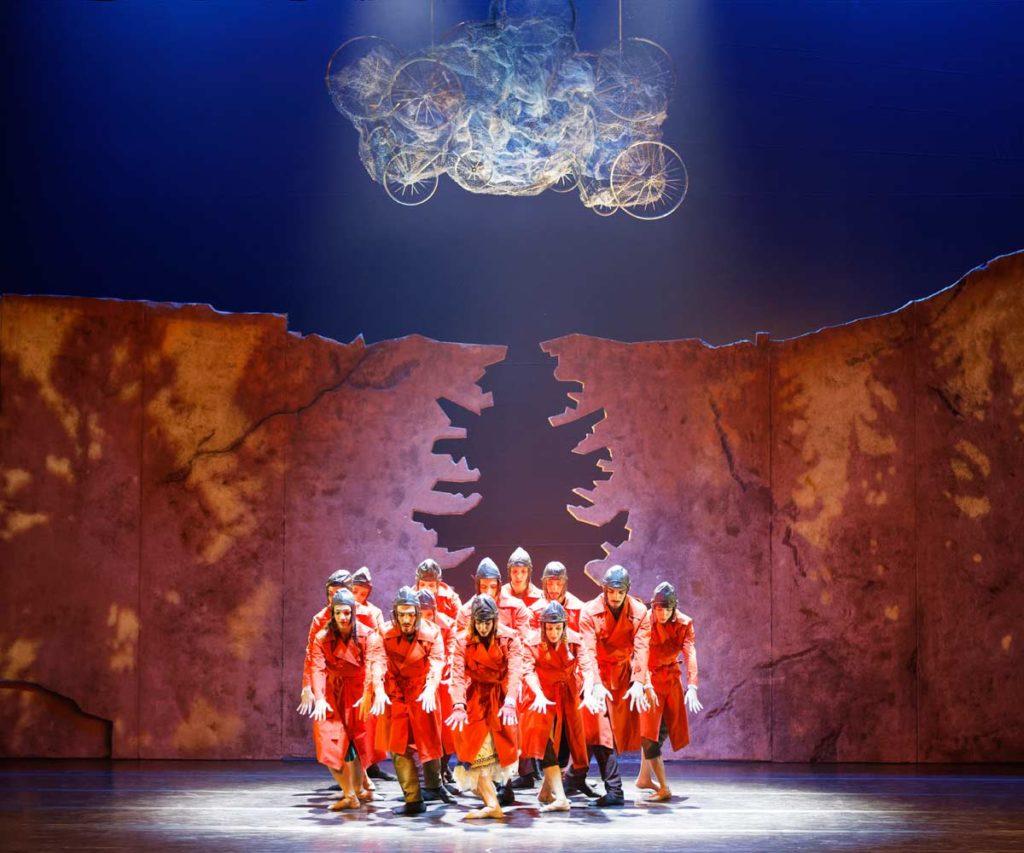 Lo Schiaccianoci - Teatro Vascello
