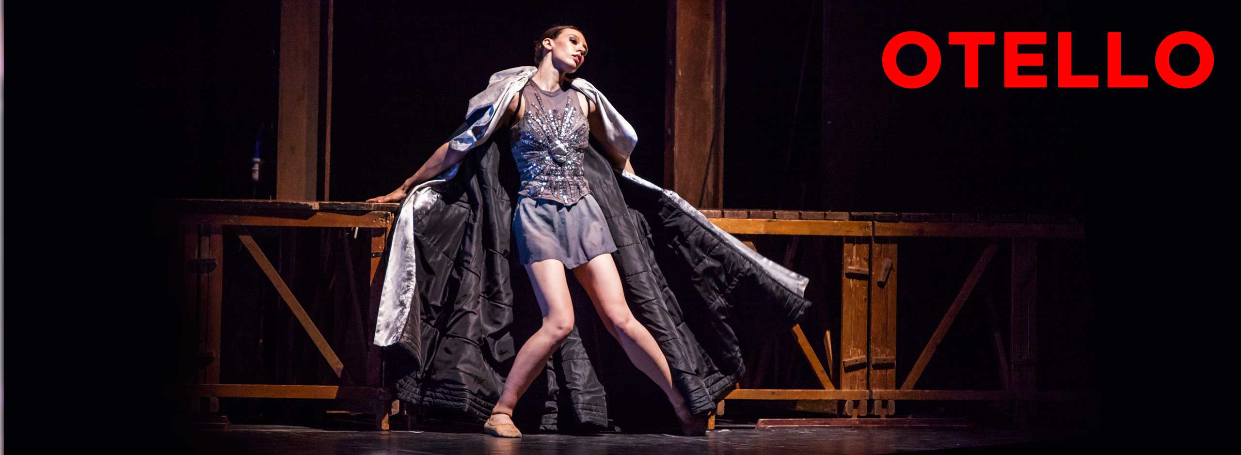 Balletto di Roma | Otello in Tour 2019
