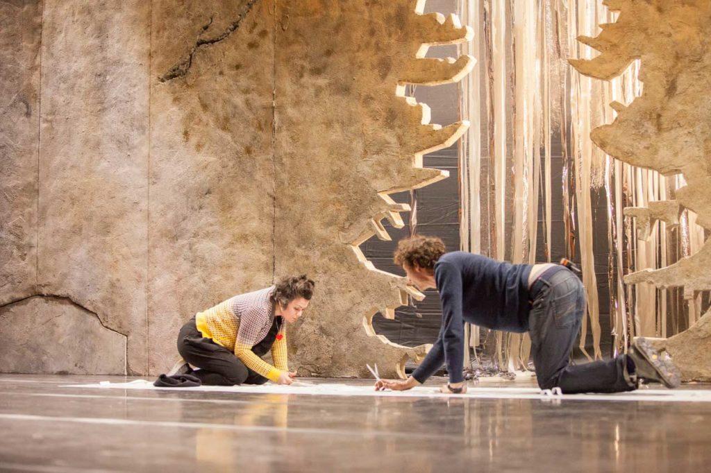 Lo Schiaccianoci a Roma | Teatro Quirino 2019 - Realizzazione Scene e Costumi Erika Carretta racconta