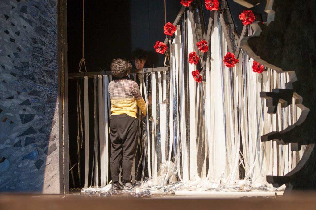 Lo Schiaccianoci a Roma | Teatro Quirino 2019 - Riutilizzo dei materiali