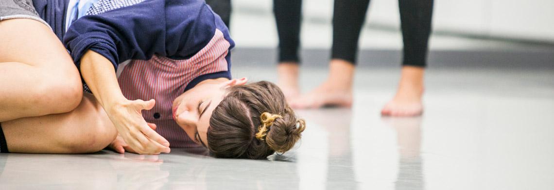 Corso Professionale di Danza Contemporanea