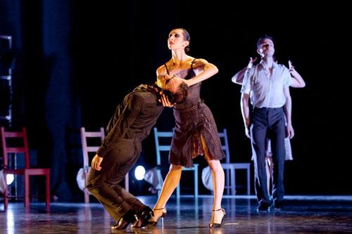 Il Sole 24 ore, 21.01.2010 – Contemporary Tango