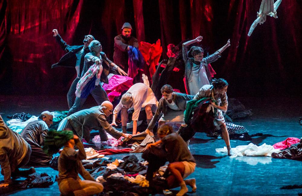 Teatro e Critica, 13.03.2015 – Lago dei Cigni